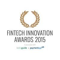 Fintech Innovation Awards-2015 For Emerging Markets