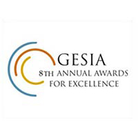 Best Innovation By An ICT Industry Gold Award From GESIA