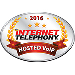 Hosted VoIP Excellence Award 2016