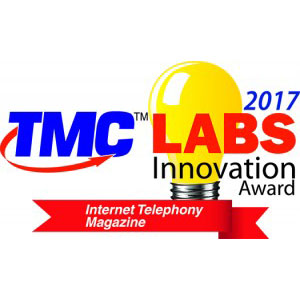 INTERNET TELEPHONY TMC Labs Innovation Award 2017