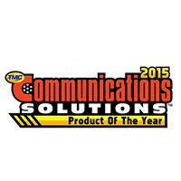 Best Communications Solutions Product Of The Year Award 2015