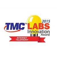 2015 INTERNET TELEPHONY TMC Labs Innovation Award