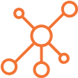 Easy cluster management & load balancing for distributed configuration