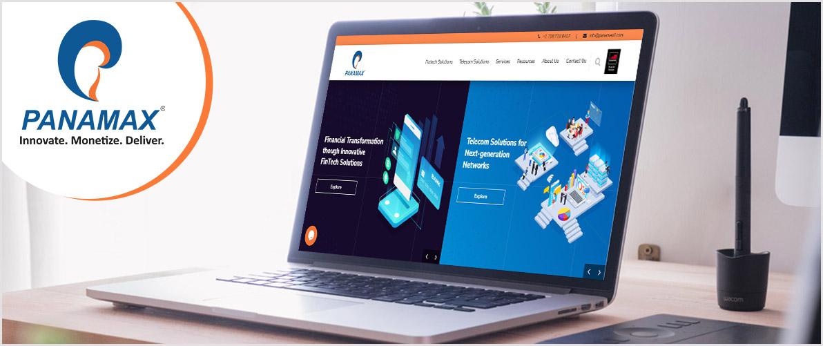 Panamax Inc. Revamps Its Corporate Brand Identity