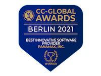 CC Global Awards 2021 - Best Innovative Software Provider
